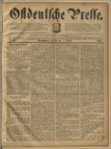 Ostdeutsche Presse. J. 18, 1894, nr 191