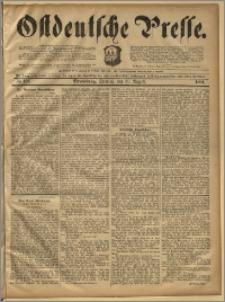 Ostdeutsche Presse. J. 18, 1894, nr 193