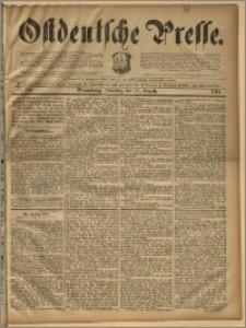 Ostdeutsche Presse. J. 18, 1894, nr 194