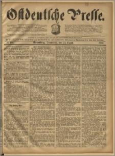 Ostdeutsche Presse. J. 18, 1894, nr 196