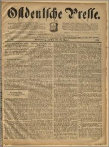 Ostdeutsche Presse. J. 18, 1894, nr 197