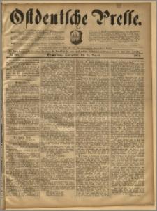 Ostdeutsche Presse. J. 18, 1894, nr 198