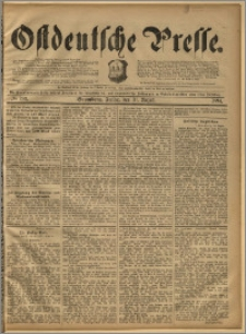 Ostdeutsche Presse. J. 18, 1894, nr 203