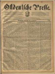 Ostdeutsche Presse. J. 18, 1894, nr 206
