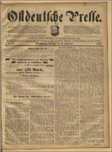 Ostdeutsche Presse. J. 18, 1894, nr 211
