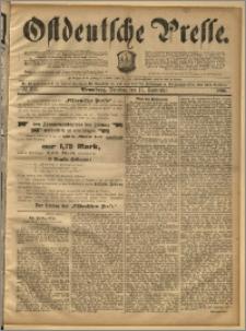 Ostdeutsche Presse. J. 18, 1894, nr 212