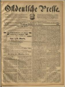Ostdeutsche Presse. J. 18, 1894, nr 218