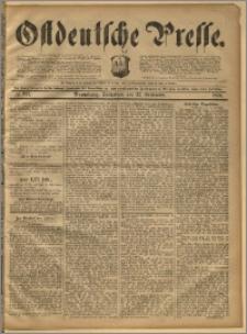 Ostdeutsche Presse. J. 18, 1894, nr 222