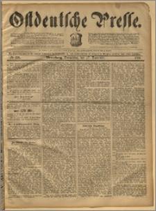 Ostdeutsche Presse. J. 18, 1894, nr 226