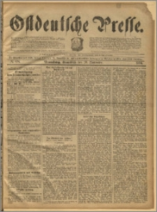 Ostdeutsche Presse. J. 18, 1894, nr 228