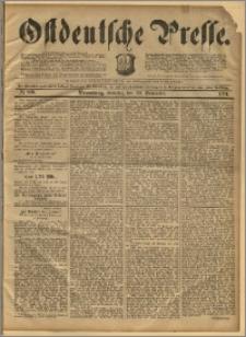 Ostdeutsche Presse. J. 18, 1894, nr 229