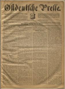 Ostdeutsche Presse. J. 18, 1894, nr 247