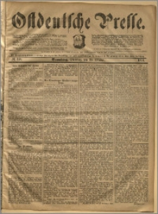 Ostdeutsche Presse. J. 18, 1894, nr 248