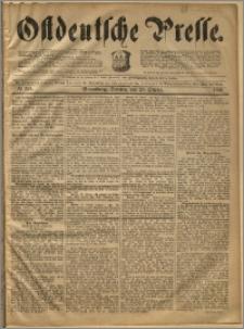 Ostdeutsche Presse. J. 18, 1894, nr 253