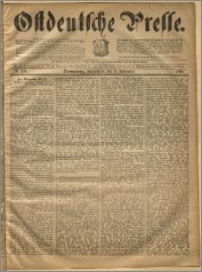 Ostdeutsche Presse. J. 18, 1894, nr 258