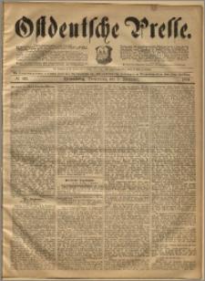 Ostdeutsche Presse. J. 18, 1894, nr 262