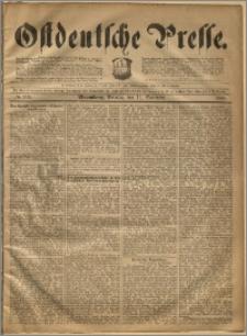 Ostdeutsche Presse. J. 18, 1894, nr 265