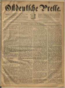 Ostdeutsche Presse. J. 18, 1894, nr 267