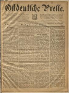 Ostdeutsche Presse. J. 18, 1894, nr 268