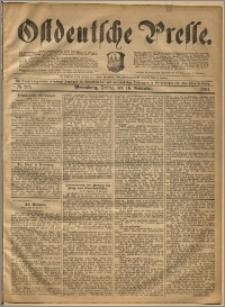 Ostdeutsche Presse. J. 18, 1894, nr 269