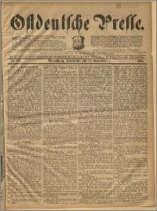 Ostdeutsche Presse. J. 18, 1894, nr 270