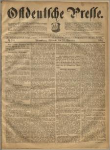 Ostdeutsche Presse. J. 18, 1894, nr 273