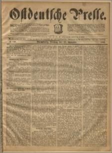Ostdeutsche Presse. J. 18, 1894, nr 276