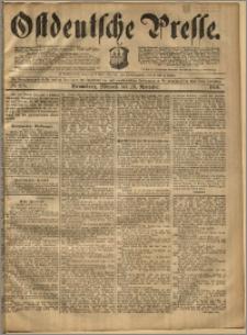Ostdeutsche Presse. J. 18, 1894, nr 278