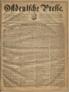Ostdeutsche Presse. J. 18, 1894, nr 285