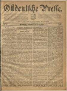 Ostdeutsche Presse. J. 18, 1894, nr 287