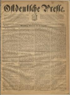 Ostdeutsche Presse. J. 18, 1894, nr 293