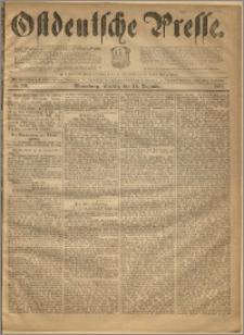 Ostdeutsche Presse. J. 18, 1894, nr 294