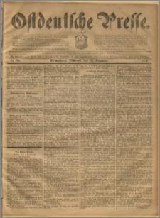 Ostdeutsche Presse. J. 18, 1894, nr 296