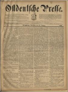 Ostdeutsche Presse. J. 19, 1895, nr 18