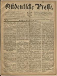 Ostdeutsche Presse. J. 19, 1895, nr 25