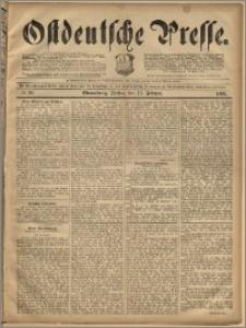 Ostdeutsche Presse. J. 19, 1895, nr 39