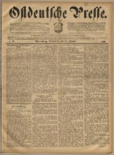 Ostdeutsche Presse. J. 19, 1895, nr 40