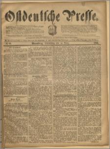Ostdeutsche Presse. J. 19, 1895, nr 62