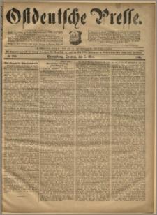 Ostdeutsche Presse. J. 19, 1895, nr 105