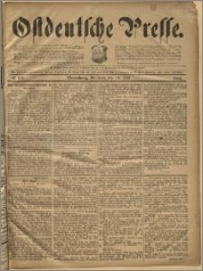 Ostdeutsche Presse. J. 19, 1895, nr 159