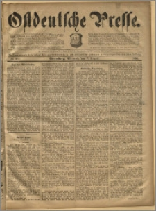 Ostdeutsche Presse. J. 19, 1895, nr 183
