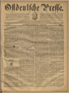 Ostdeutsche Presse. J. 19, 1895, nr 206