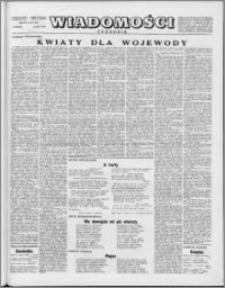 Wiadomości, R. 9 nr 29 (433), 1954