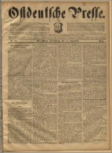 Ostdeutsche Presse. J. 19, 1895, nr 268