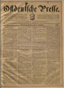 Ostdeutsche Presse. J. 19, 1895, nr 271