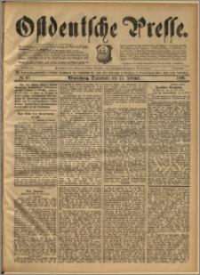 Ostdeutsche Presse. J. 20, 1896, nr 45