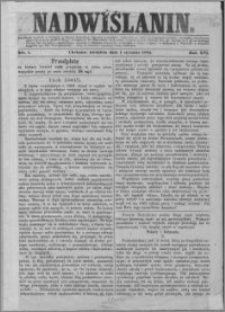 Nadwiślanin, 1865.01.01 R. 16 nr 1