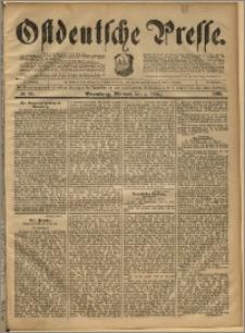 Ostdeutsche Presse. J. 20, 1896, nr 54