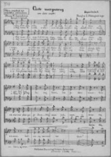 Chór marynarzy : na chór męski