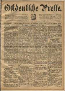 Ostdeutsche Presse. J. 20, 1896, nr 135